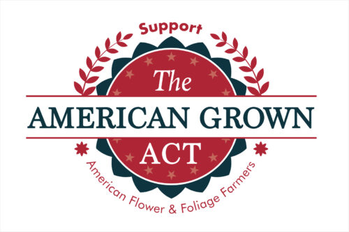 Support the American Grown Act Logo