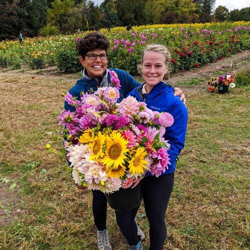 You Pick Flower Farm Event